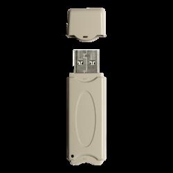 Aktivační klíč (PAK) do ústředny v síti do 256 smyček