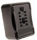 Klíčový trezor - Pro BigBox pro pevnou montáž,s velkým vnitřním prostorem a odolnou úpravou - Černá - 1/2