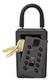 Přenosný klíčový trezor - StrongBox pro 3 klíče - Černá - 1/3