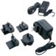 100-240V AC Input 48V DC 0.38Amp 18W Output Power Supply with EU wallplug (0~+50°C ) - 1/2