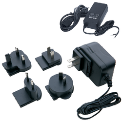 100-240V AC Input 48VDC 100W Power Supply with DIN rail mount - 1