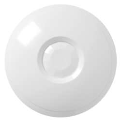 DesignLine duální stropní detektor PIR+MW, pokrytí 360° - 1