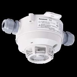 Heat Detector, Weatherproof IP67, 117°C, Class ES