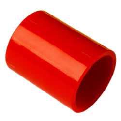 Přímá spojka pro trubky 25mm  Red - Straight Union - 3/4