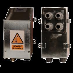 Vyhodnocovací jednotka Alarmline II pro analogové snímacÍ kabely