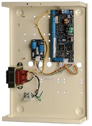 ATS Advanced s IP, 8 - 512 zón, 64 oblasti, střední kovový kryt