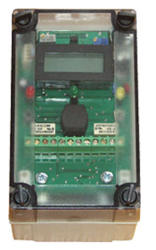 Vyhodnocovací jednotka linárního teplotního hlásiče