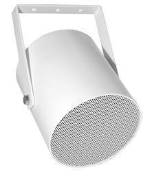 Projektor, aluminium,  ø183x150 mm, 20/15/10/5 W / 100 V