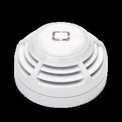 Bezdrátový kouřově / teplotní detektor, volba režimu práce, 433 MHz