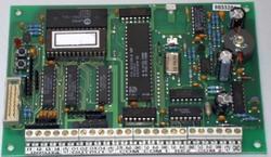 Modul k připojení ústředen MHU 109 k AlViSu