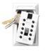 Klíčový trezor - StrongBox pro 5 klíčů - Bílá - 1/4