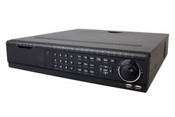 80 kanálové NVR bez portů PoE, rozlišení až 4K, 16 kanálů synchronní přehrávání