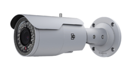 TruVision HD-TVI Analog Bullet Camera, PAL, 720P, 2.8 to