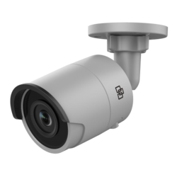TruVision IP Bullet Camera, H.265/H.264, 3MPX, Low Light - 1