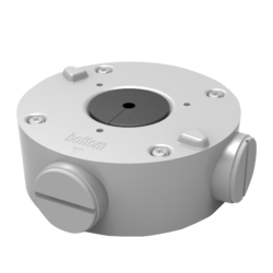 TruVision Bullet Camera Back Box (use w/TVB fixed lens b