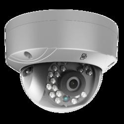 TruVision HD-TVI Analog Dome Camera, PAL, 720P, 2.8mm le