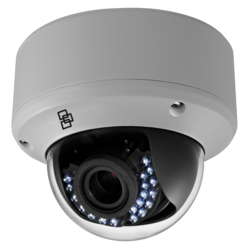 TruVision HD-TVI Analog Dome Camera, PAL, 1080P, 2.8 to - 1