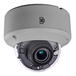 TruVision HD-TVI Dome Camera, 5MPx, 2.8~12mm Motor Lens, - 1