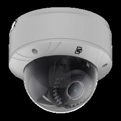 TruVision IP Mini Dome Camera, H.265/H.264, 5.0MPX , 2.8 - 1