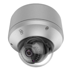 TruVision IP Outdoor  Dome Camera, H.265/H.264, 3.0MPX , - 1