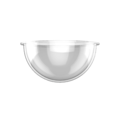 TruVision Dome Bubble Spare, Clear (for wedge domes)