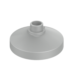 TruVision Dome 3 inch Cup Base for TruVision analog 600T