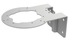 TruVision Dome Bracket, L-Shape (used together with TVD-