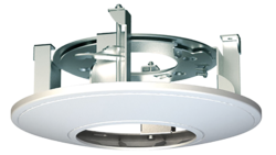 TruVision vnitřní Dome, montáž na strop