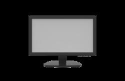 "22 ""LED, VGA, HDMI, BNC, Audio reproduktor, Stereo Audio In, FULL HD, 16: 9, kontrast 1000: 1, rozlišení 1920 x 1080"
