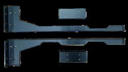 TruVision™ DVR Model 40/60 přípravek pro montáž do racku - 1