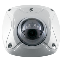 TruVision HD-TVI / Analog Wedge Camera, 1080P, 2.8mm Len - 1