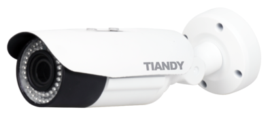 IP bullet motorizovaná kamera řady Starlight s rozlišením 2MP a objektivem 2,8 - 12mm