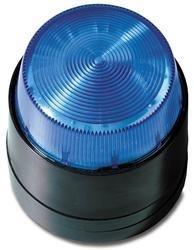 Stroboskopický maják, modré světlo, 12V/115mA