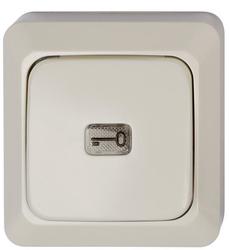 Tlačítko pro výstup z místnosti