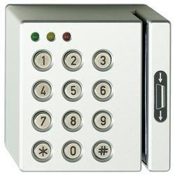 Odolná klávesnice se 3 LED s mg. čtečkou