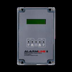 Vyhodnocovací jednotka Alarmline II pro dvoustavové snímací teplotní kabely