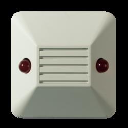 Optický a akustický poplachový indikátor, 6V až 28V