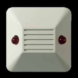Optický poplachový indikátor, 6V až 28V/ 4 mA