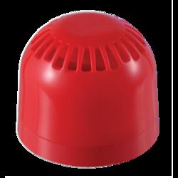 Adresná siréna řady 2000, vícetónová, IP21, červená
