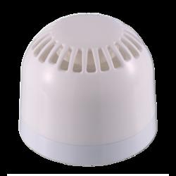 Adresná siréna řady 2000, vícetónová, IP21, bílá