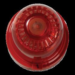 Bezdrátová požární siréna s majákem řady 930RF