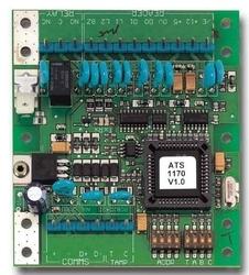 Rozhraní RAS pro připojení čteček Wiegand na sběrnici ATS (1-dveřový kontrolér)