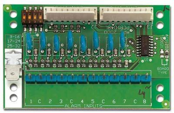 Rozšíření 8 vstupů pro ATS1201 nebo ATS Classic, pouze DPS