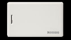 5ks - Mifare karta pro čtečky Mifare karet (pro zavěšení na krk)