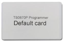 Resetovací karta pro programátor inteligentních karet / přívěsků ATS1621 (ATS1480)