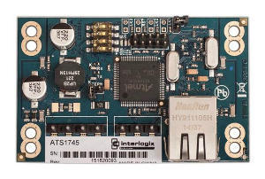 ATS IP LAN Adapter - převodník BUS RS485 na ethernet - 1