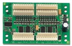 Karta 16 x OC výstupů pro ústředny ATS, kaskádovatelná