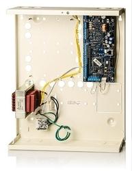ATS Advanced s IP, 8 - 32 zón, 4 oblasti, střední kovový kryt