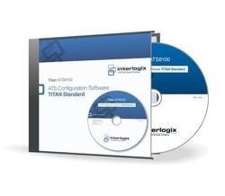 Instalační CD programu TITAN pro kompletní konfiguraci