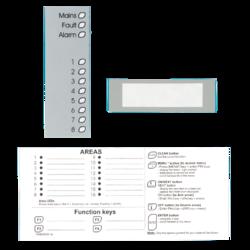 Sada nálepek pro klávesnice ATS1100 a ATS1105 (ATSDK1103)